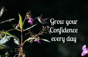 grow your confidence every day